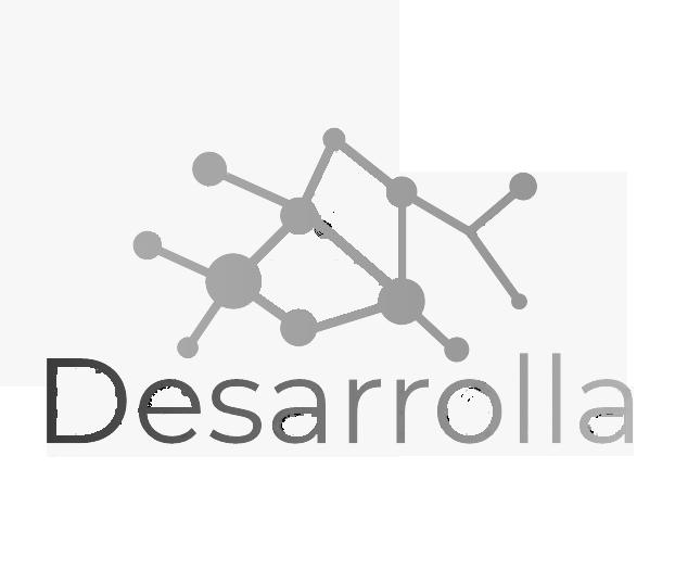 Logo de Desarrolla que es un empresa de diseño web y accesibilidad web.